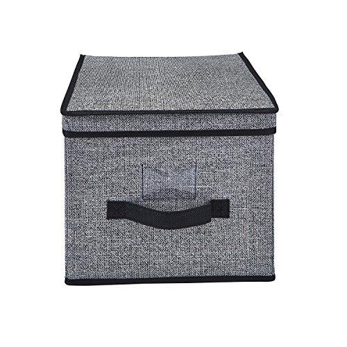 Simplify Large Storage Box in Black